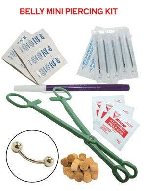 Piring Motif Boboboy Mini 10 Pcs belly mini piercing kit us supply