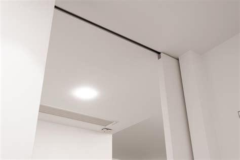 binario per ante scorrevoli a soffitto porte per interni produzione scorrevoli rimadesio buteykocan