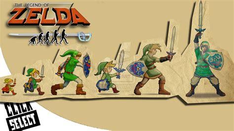 Legend Of Nintendo the evolution of graphics nintendo the legend of