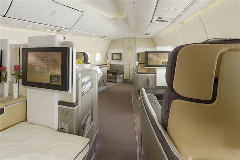 747 8i Interior by Boeing 747 8 Lufthansa Magazin