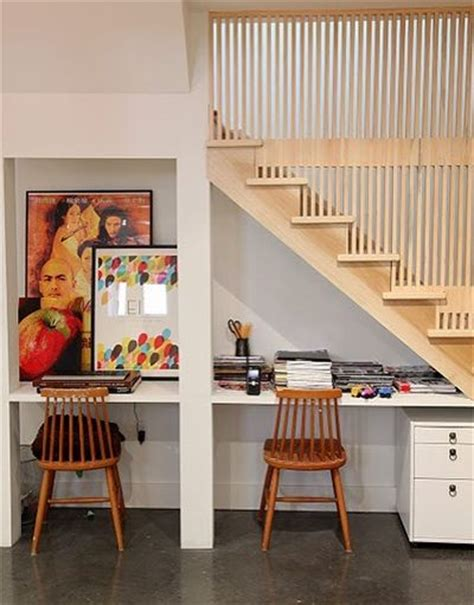39 best images about desk under staircase on pinterest 17 best images about ideas para aprovechar espacios en el