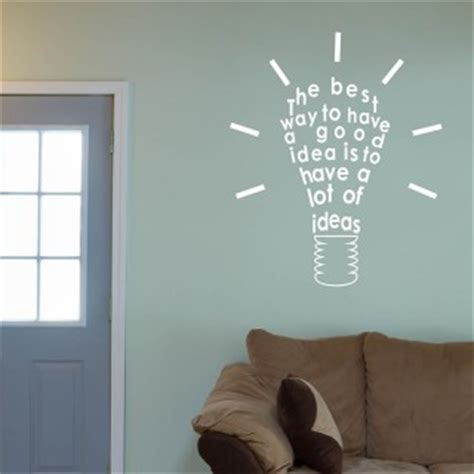 Wall decals dining