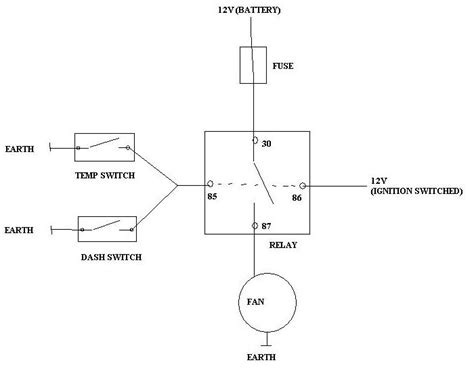28 relay wiring diagram thermo fan 188 166 216 143