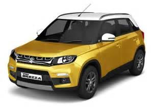 new car purchase in india maruti vitara brezza price check november offers