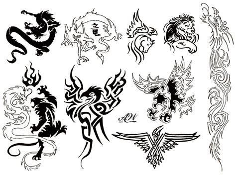 tattoo tribal animal tribal animals tattoos
