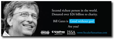 bill gates charity biography bill gates is good without god are you brijux