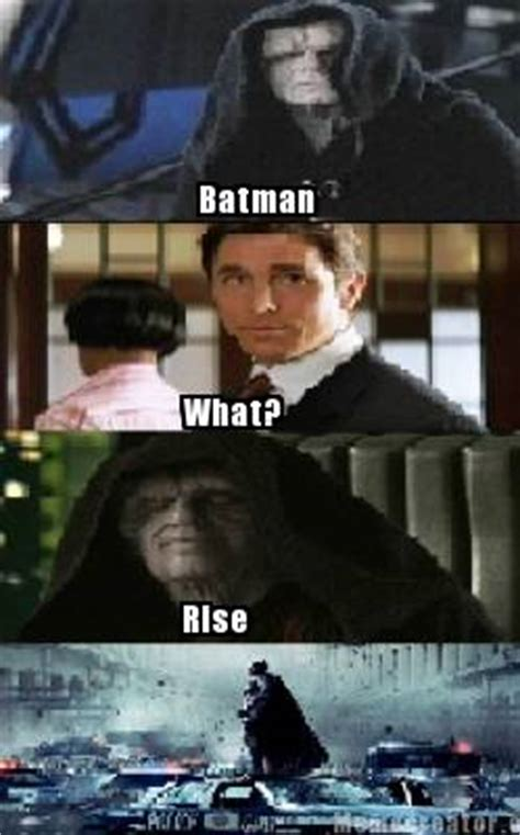 The Dark Knight Rises Meme - how the dark knight rises batman know your meme