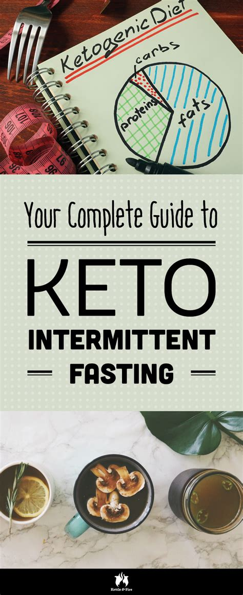 keto fasting your complete guide to keto intermittent fasting