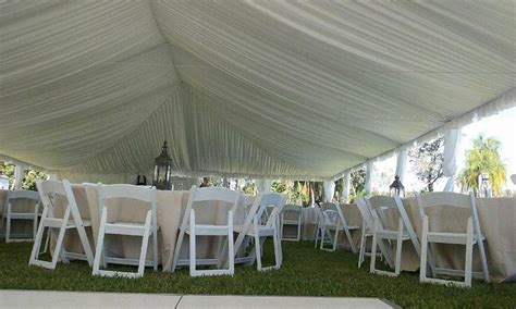 tent draping pictures event furniture party rentals tents rental wedding decor