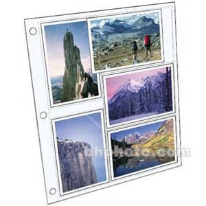 4x6 Vertical Photo Album Mbi Refills For Specialty Album 4x6 Quot Photos 899684 B Amp H