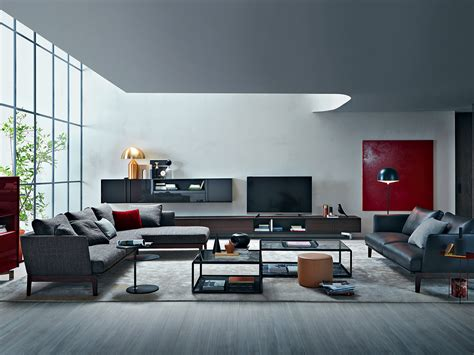 molteni librerie pass word bookshelves and multimedia molteni