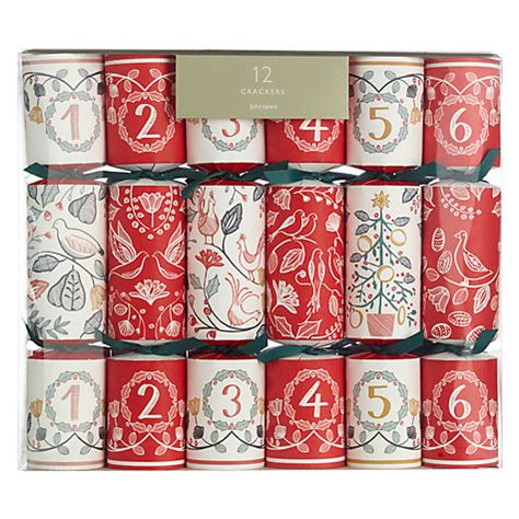 what are christmas crackers of south africa buy lewis folklore 12 days of crackers pack of 12 lewis