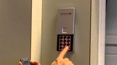 m13 631 marantec keypad