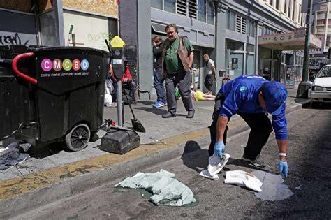 people  pooping      streets  san