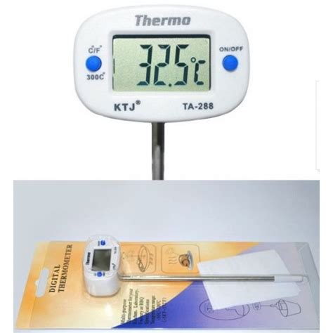 Termometer Digital Thermo One food thermometer digital termometer makanan d288