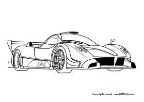 coloring pages fast cars cars letmecolor
