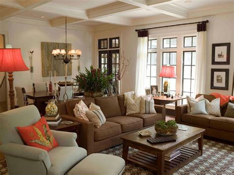 Living Rooms With Brown Sofas 1000 Ideas About Brown Decor On Brown Sofa Decor Living Room Brown And