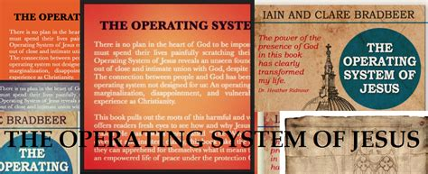 the operating system of jesus a place to stories