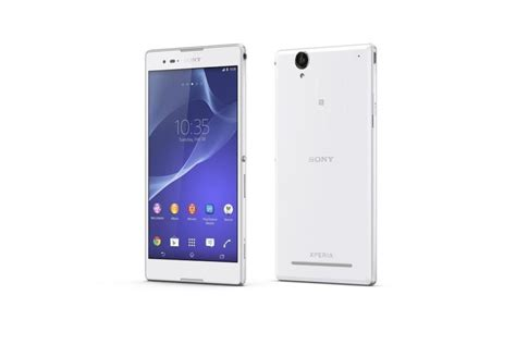 Hp Sony Xperia Ultra T2 sony xperia t2 ultra le test complet 01net