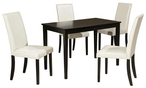 kimonte rectangular dining room table d250 25 tables ashley signature design kimonte d250 25 contemporary