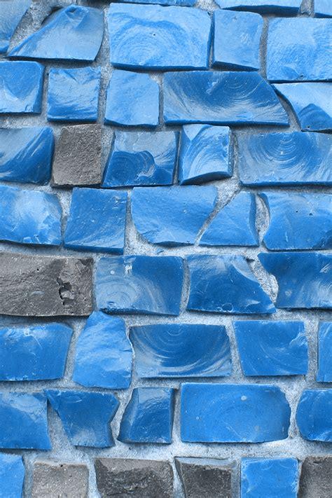 wallpaper blue brick blue bricks wallpaper blue wallpaper pinterest