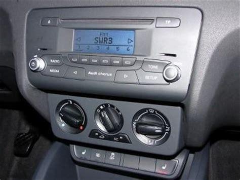 Audi Chorus by Audi A1 8x Chorus Kit Navigatore Gps 1 Din