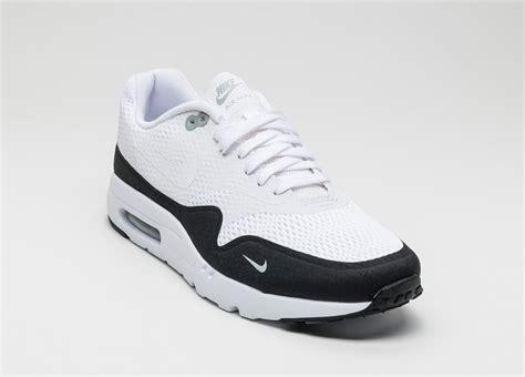 Nike Airmax One Black Grey nike air max 1 ultra essential white white black wolf grey asphaltgold