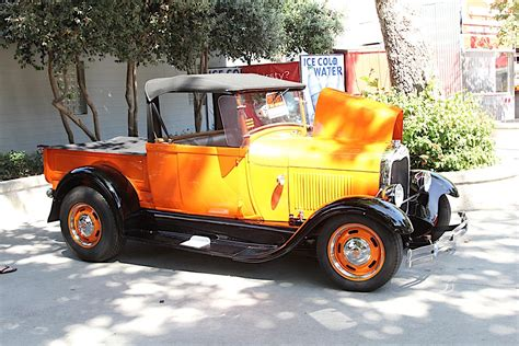Burdick Ford by Inside The La Roadsters Show And Meet