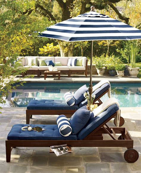 In Pool Lounge Chairs Design Ideas The Pink Pagoda Blue And White Monday