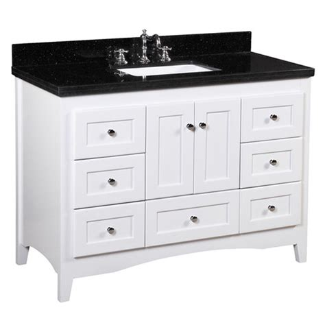 48 Inch White Bathroom Vanity 48 Inch Double Sink Bathroom Bathroom Vanity 48 Inch