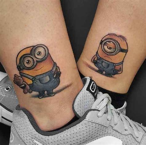 cartoon couple tattoos 22 best tattoos images on