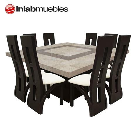 precios de comedores modernos comedor marmol empera 8 sillas de inlab muebles dmm