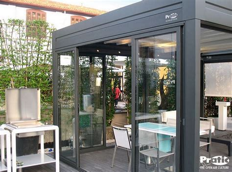 verande per terrazzi smontabili vetrate scorrevoli panoramiche o in alluminio per esterni