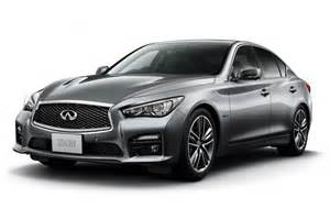 Is Infiniti Nissan Q50 To Be Sold In Japan As Infiniti Badged Nissan Skyline