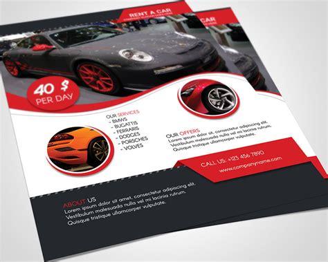 car flyer template rent a car flyer template by rigobro d9ry9yy jpg 800 215 640