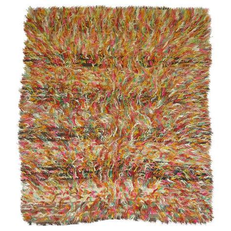 vintage shag rug vintage tulu shag rug for sale at 1stdibs