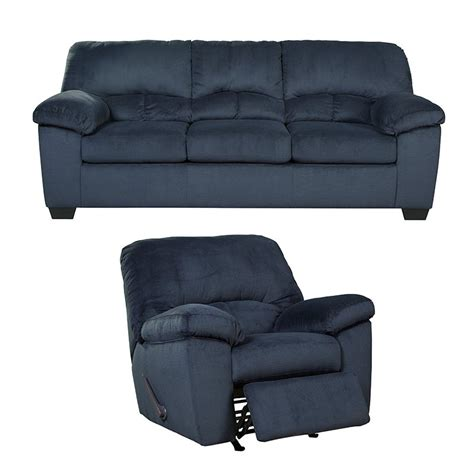 rent to own recliners rent to own ashley furniture dailey sofa recliner set