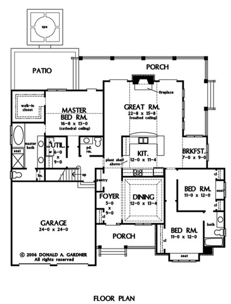 the jenner house plan images see photos of don gardner