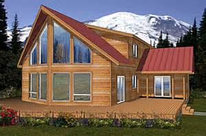 timberland homes timberland homes grand view chalet series