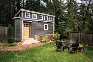 Small Homes For Rent Seattle Seattle Tiny House You Can Rent