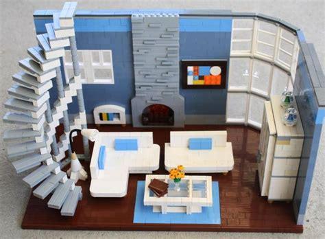 lego furniture for rooms 79 best lego living room images on lego