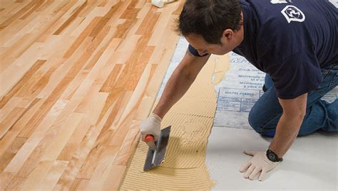 what s the best way to install engineered hardwood