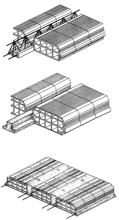 travetti a traliccio travetto wikitecnica