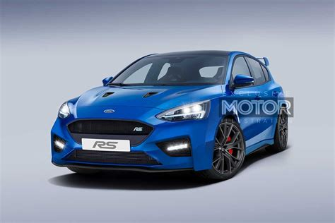 2020 Ford Focus Rs St by 2020 Ford Focus Rs Preview