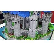 LEGEND OF ZELDA Fan Builds LEGO Hyrule Castle From