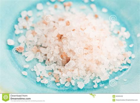 blue himalayan salt l himalayan pink salt stock photo image 56300432