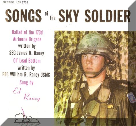 soldier song sky soldiers songs from