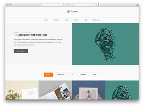 wordpress themes graphic design portfolio free 50 best personal portfolio wordpress themes 2018 colorlib
