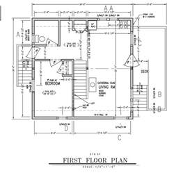 Mother In Law Suite Floor Plan by Home Design X Northern Wisconsin Cabin 24x24 Cabin Plans