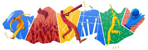 india bangladesh doodle cricket t20